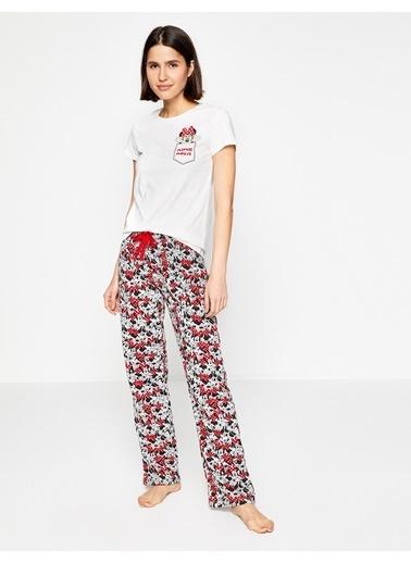 Koton Pijama Altı Gri